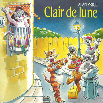 Clair de lune / In Times Like These